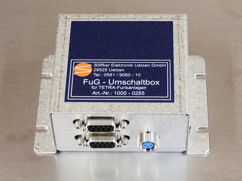 FuG-Umschaltbox TETRA