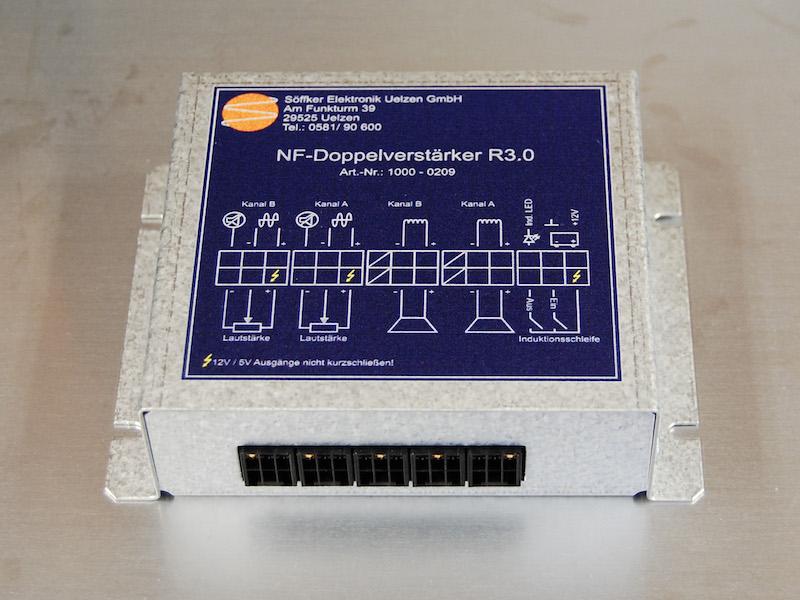 NF-Doppelverstärker R 3.0