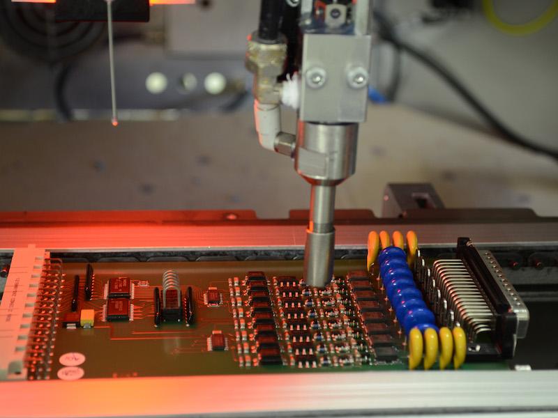 elektronik lackierung